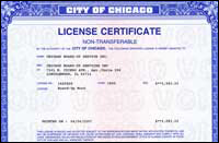 Chicagoland Boardup Company License